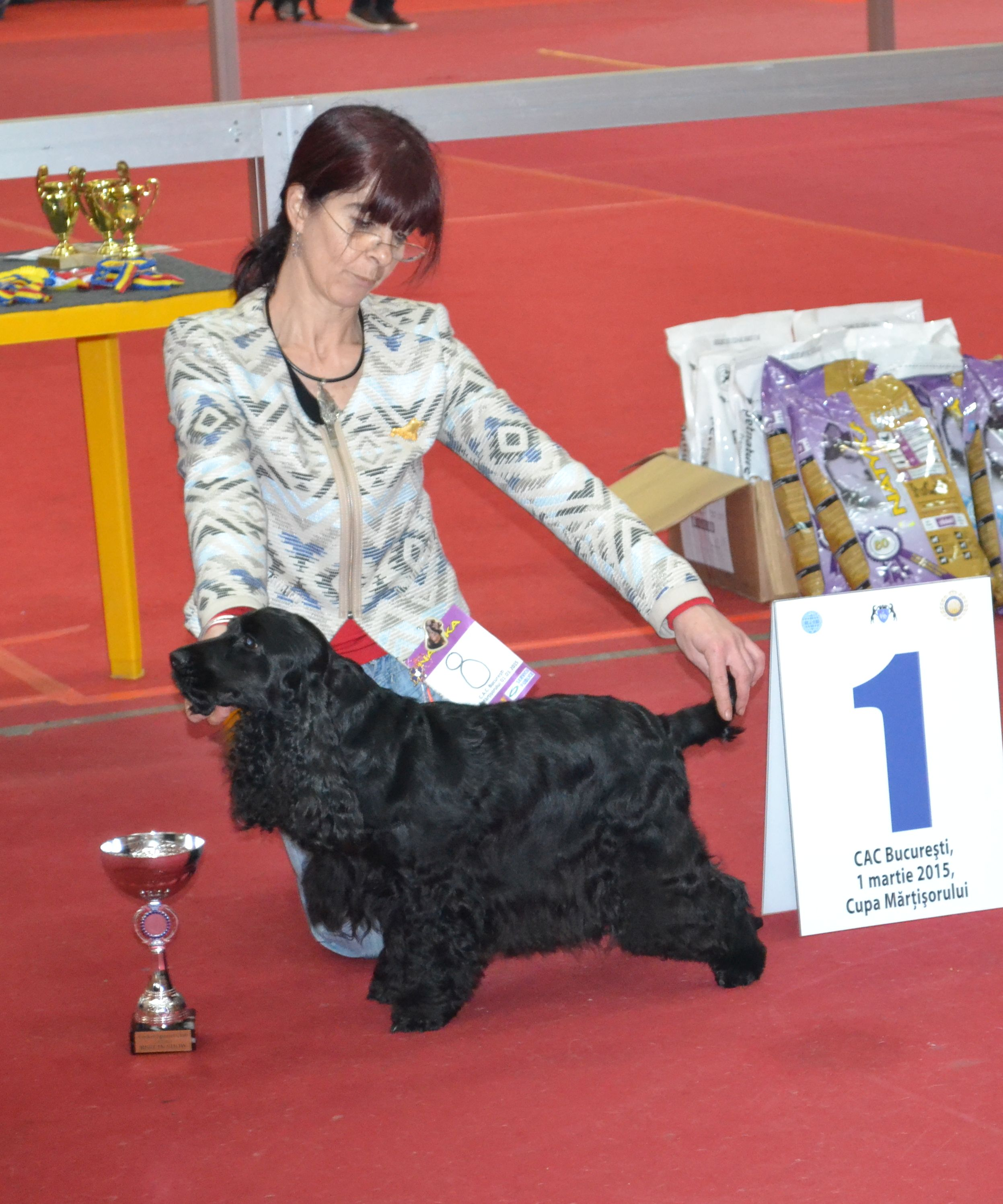Best in show: Five o'Clock Dance Evelynn